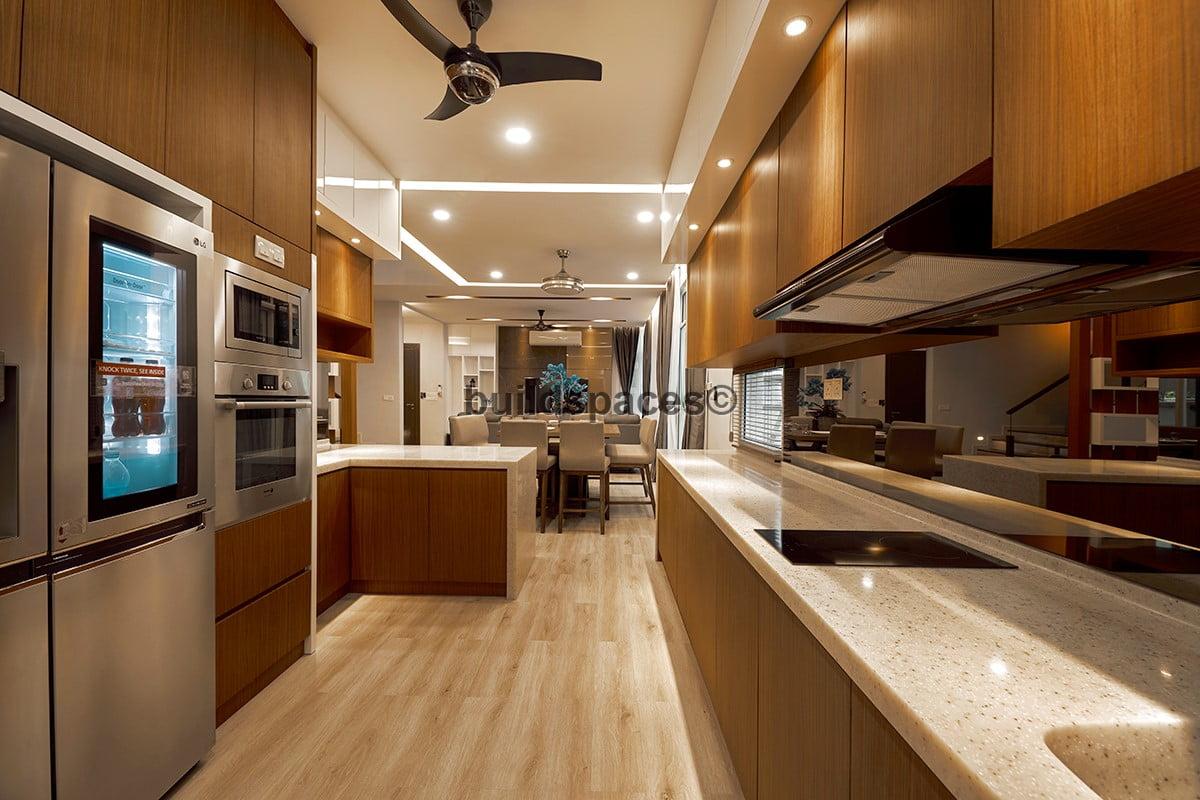 sg ramal 6 modern kitchen renovation