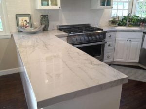 quartz kitchen cabinet